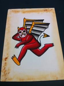 laffin devil