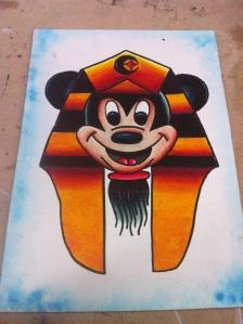 Egypt Mickey